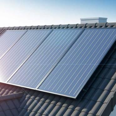 Solarinstallation